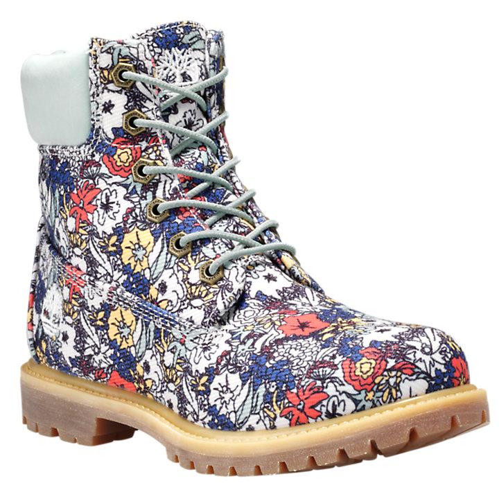 Women's 6-Inch Premium Fabric Boots-