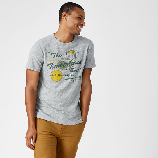 Men's Kennebec River Slim Fit Slub T-Shirt