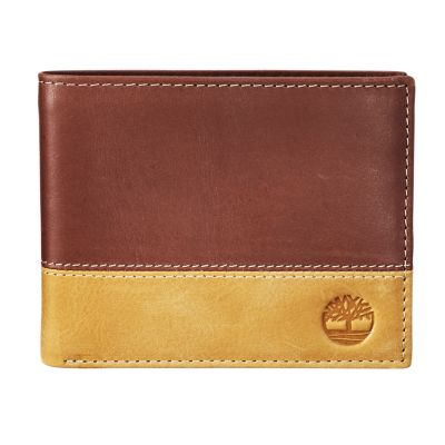 Middle Branch Tri-Fold Leather Wallet