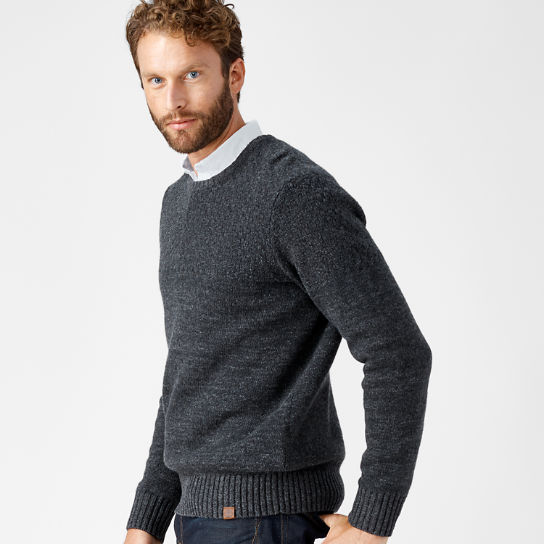Men's Simms River Crew Neck Sweater