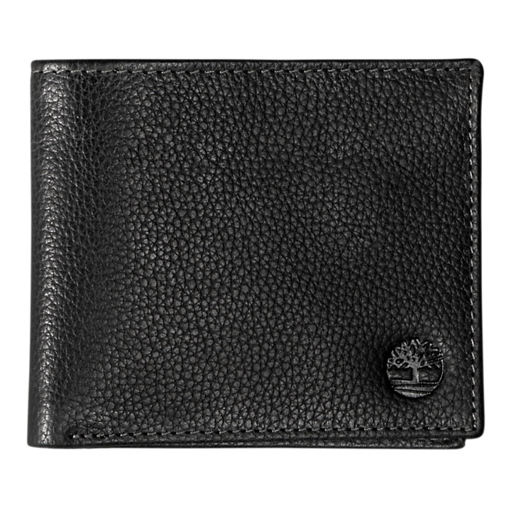 Black River Large Bi-Fold Leather Wallet-