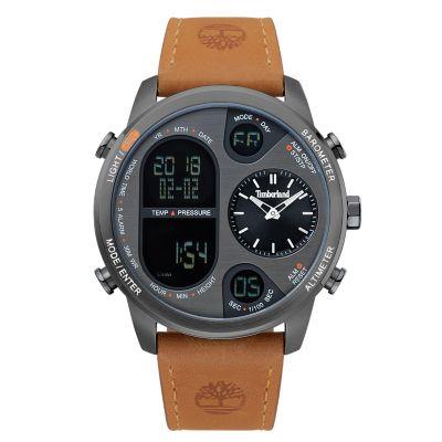 Timberland® HT4 Dual Analog/Digital Watch