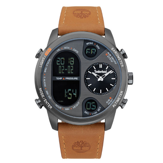 Timberland® HT4 Dual Analog/Digital Watch