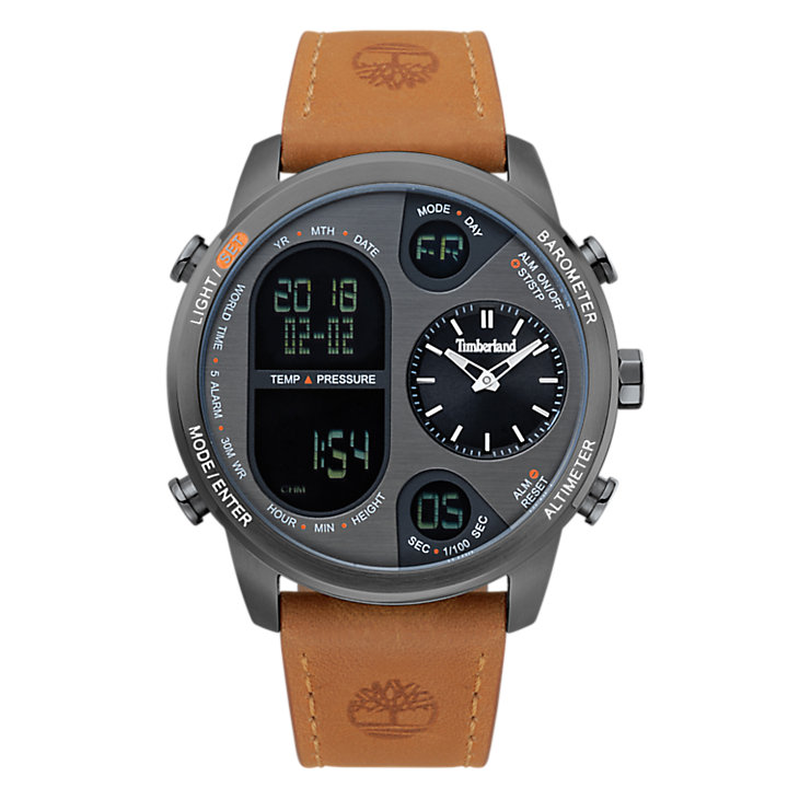 Timberland® HT4 Dual Analog/Digital Watch-