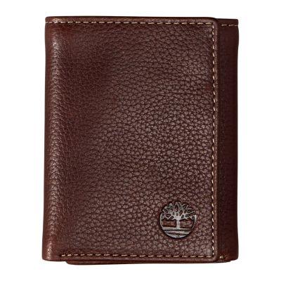 Black River Tri-Fold Leather Wallet