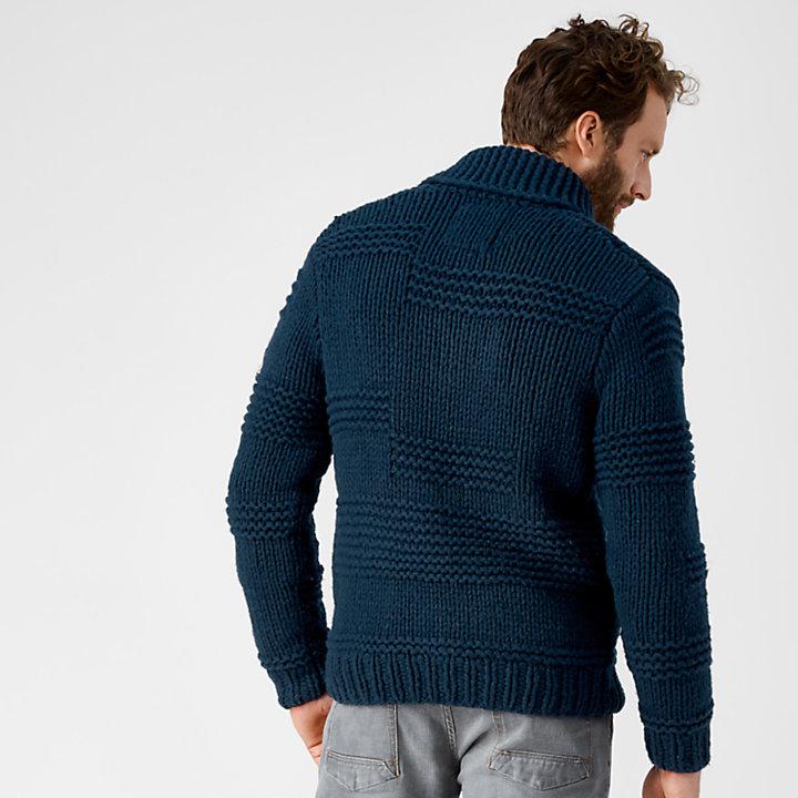 Men's Jones Brook Full-Zip Merino Wool Sweater-