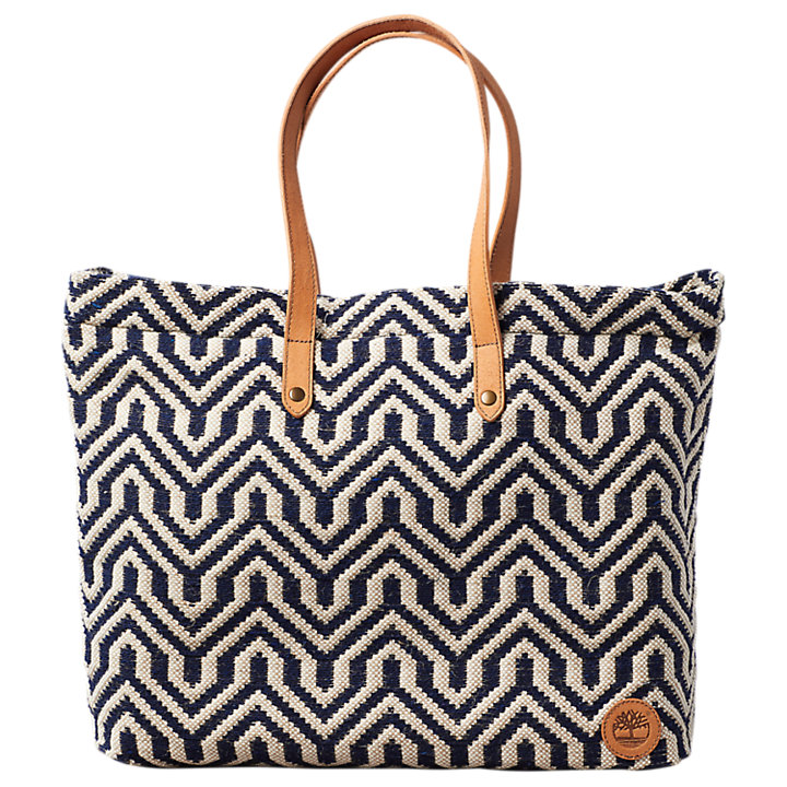 North Twin Jute Shopping Bag-