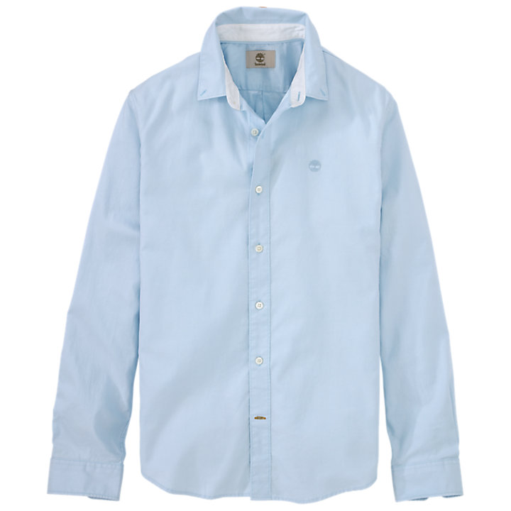 Men's Lane River Slim Fit Oxford Shirt-