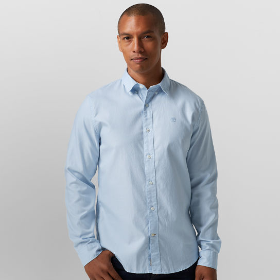 Men's Lane River Slim Fit Oxford Shirt