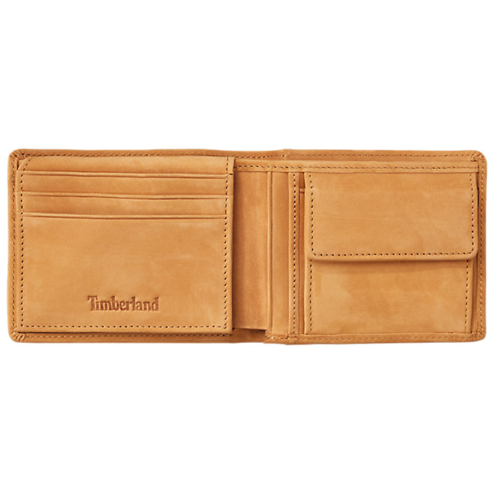 Stratham Leather Passcase Wallet-