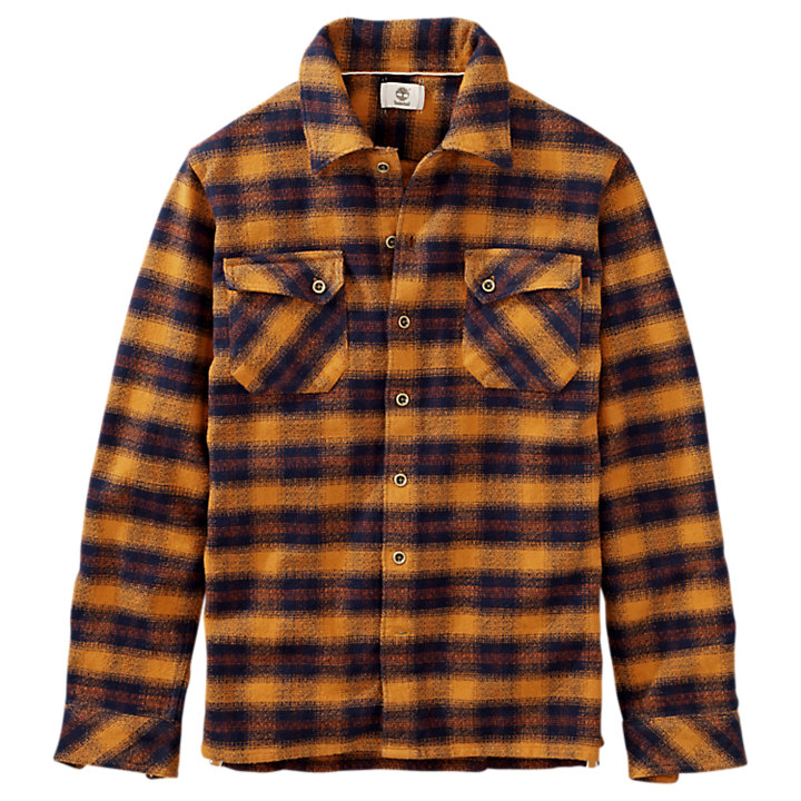 Men's Warner River Double-Layer Shirt-