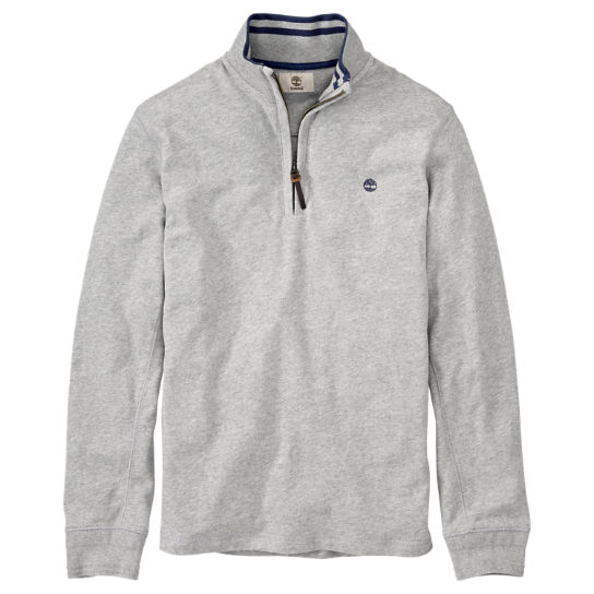 Men's Canoe River Quarter-Zip Shirt