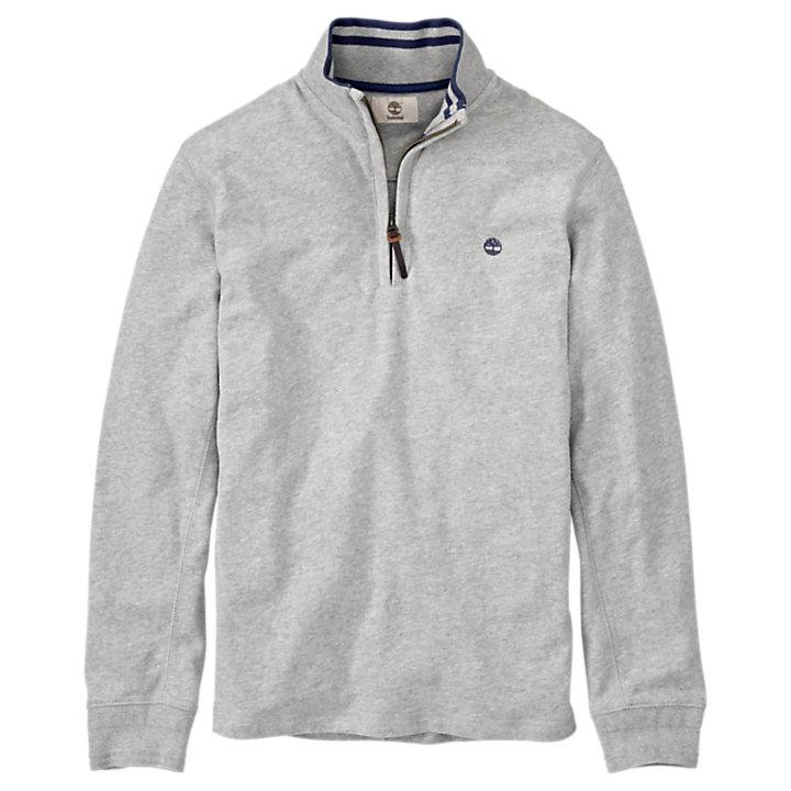 Men's Canoe River Quarter-Zip Shirt-