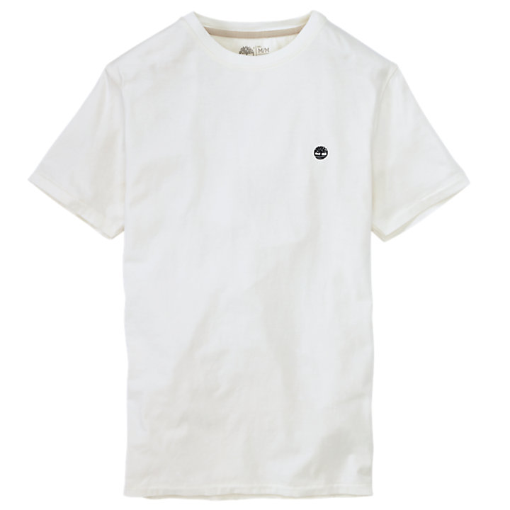 Men's Dunstan River Slim Fit Logo T-Shirt-
