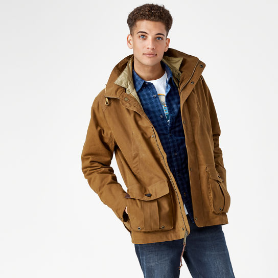 Men's Mt. Davis 3-in-1 Waxed Canvas Jacket