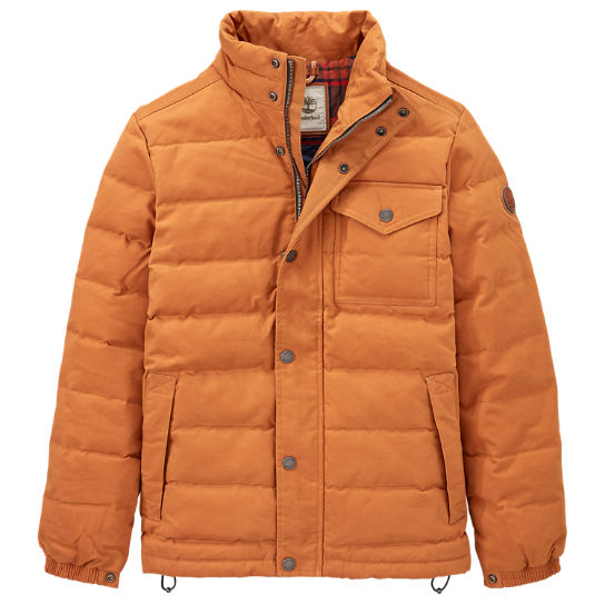 Men's Mount Davis Waxed Down Jacket