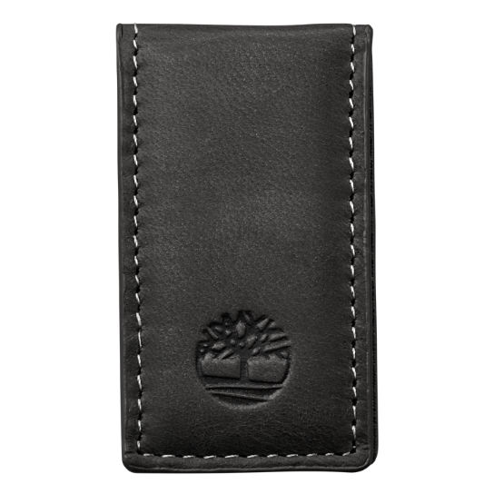 Ivy Lane Leather Money Clip