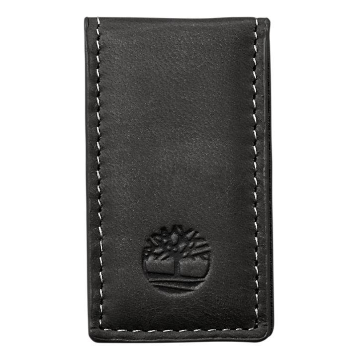 Ivy Lane Leather Money Clip-