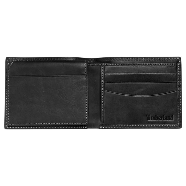 Ivy Lane Leather Passcase Wallet-