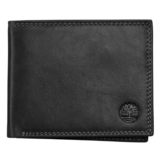 Ivy Lane Leather Passcase Wallet