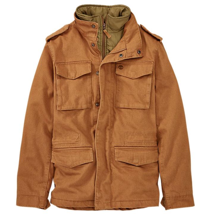 Men's Barrett Mountain Insulated M65 Jacket-