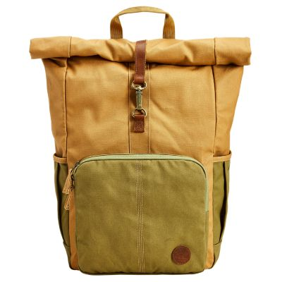 Carrabassett 24-Liter Water-Resistant Roll-Top Backpack   Timberland US Store   Tuggl