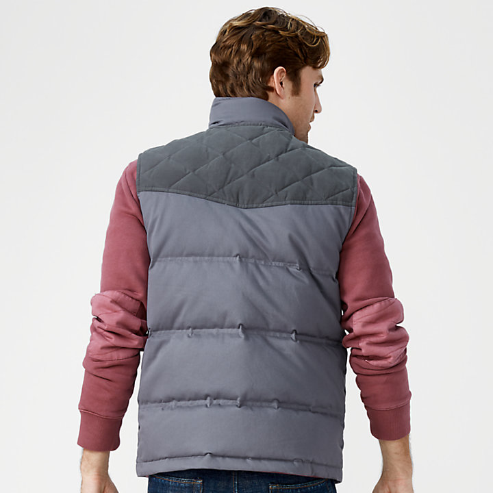 Men's Pilot Mountain Quilted Down Vest-