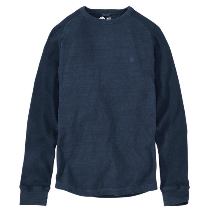 Men's Slim Fit Harrington River Mixed-Media Shirt-
