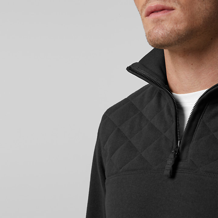 Men's Fort River Quarter-Zip Shirt-