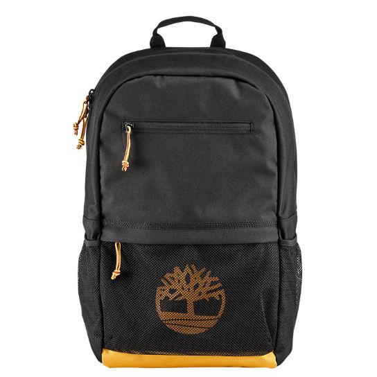 Timberland   Tree Logo Zip-Top Backpack