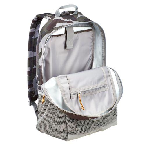 Tree Logo Zip-Top Backpack-