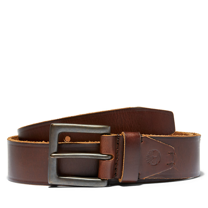 Men's Essential Leather Belt-