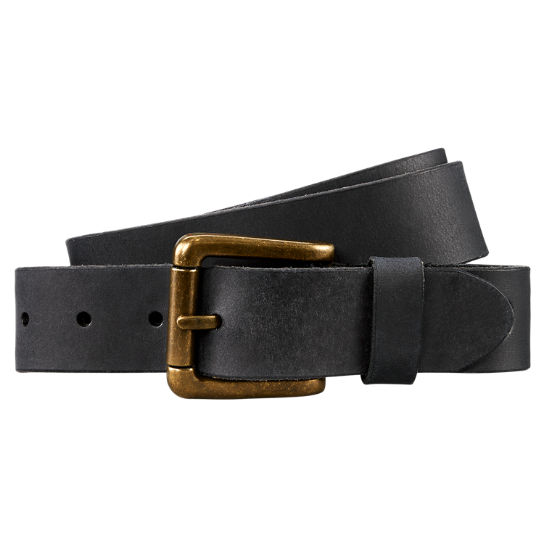 Men's Oiled Buffalo Leather Belt