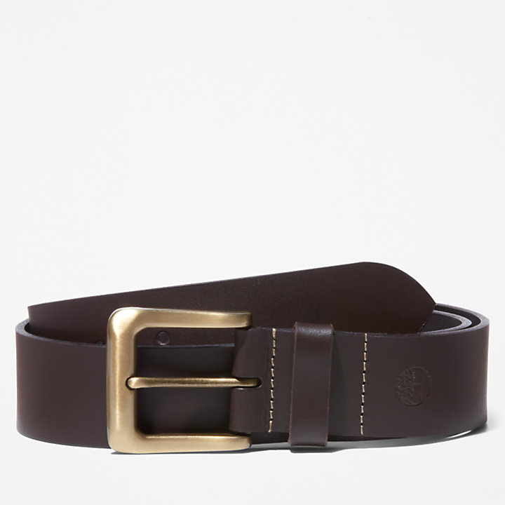 Men's Buffalo Leather Belt-