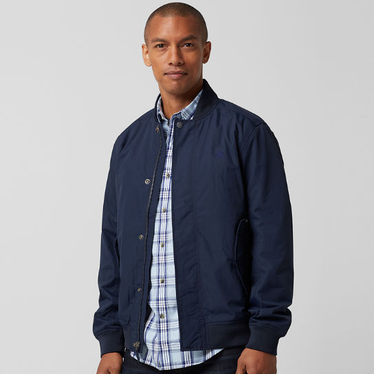 Timberland | Men&39s Mount Webster Waterproof Bomber Jacket