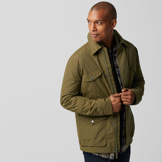 Men's Mount Webster Waterproof Field Jacket