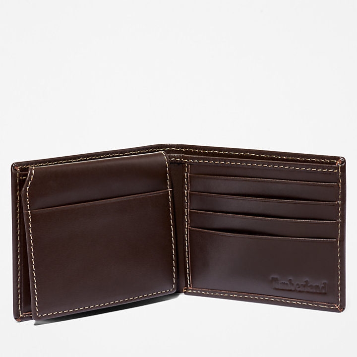 Smooth Leather Passcase-