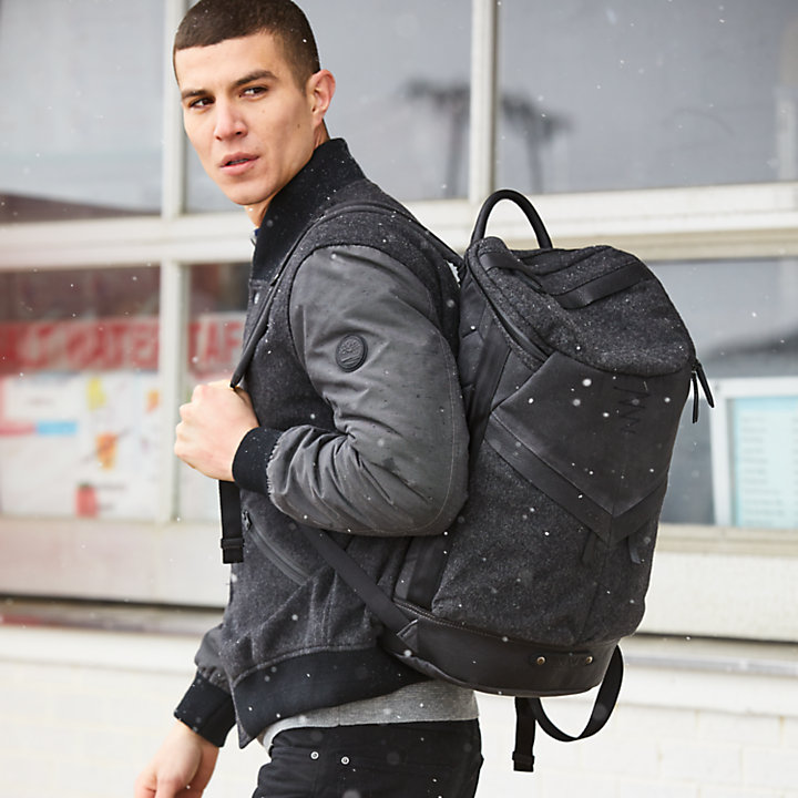 NXTWool™ Fabric Backpack-