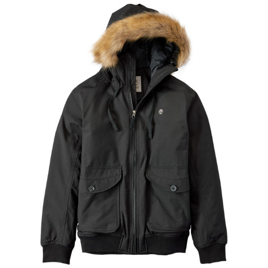 Timberland | Men&39s Boundary Peak Waterproof Bomber Jacket