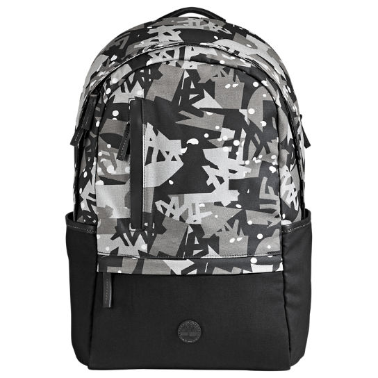 Cohasset 24-Liter Water-Resistant Camo Backpack