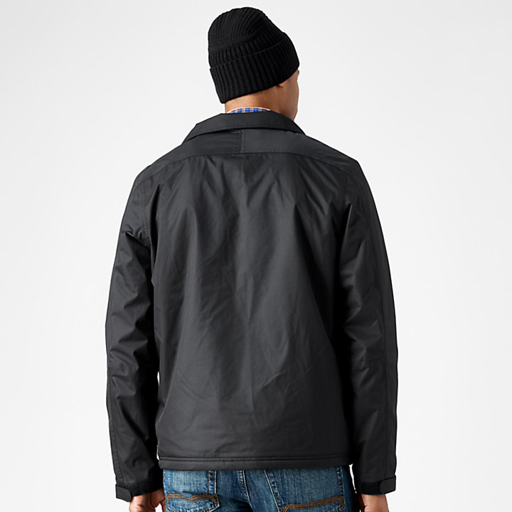 Men's Mt. Crescent Fleece-Lined Waterproof Jacket-