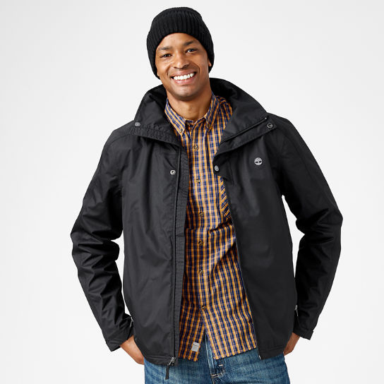 Men's Mt. Crescent Fleece-Lined Waterproof Jacket
