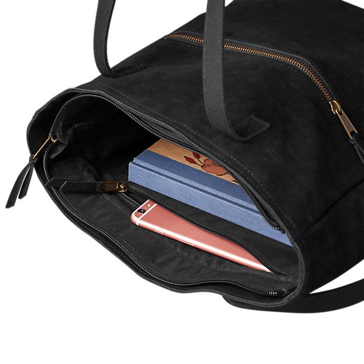 Tillston Leather Tote Bag-