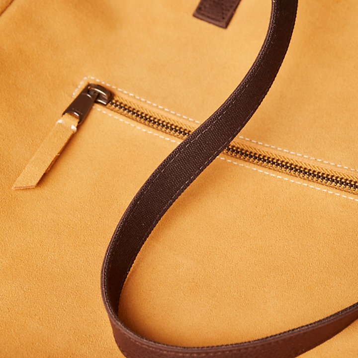 Tillston Leather Tote Bag-
