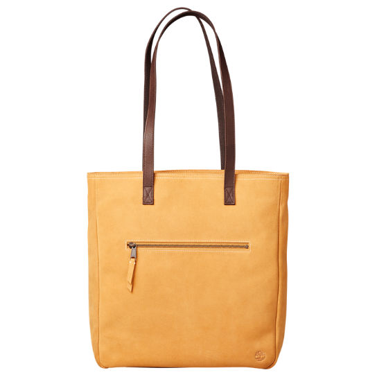 Tillston Leather Tote Bag
