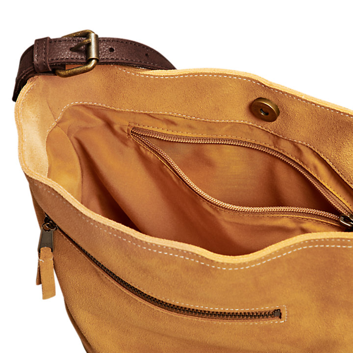Tillston Leather Hobo Bag-