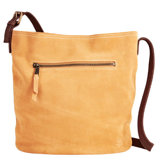 Tillston Leather Hobo Bag