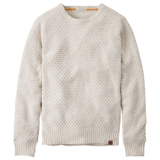 Men's Souhegan River Textured Sweater
