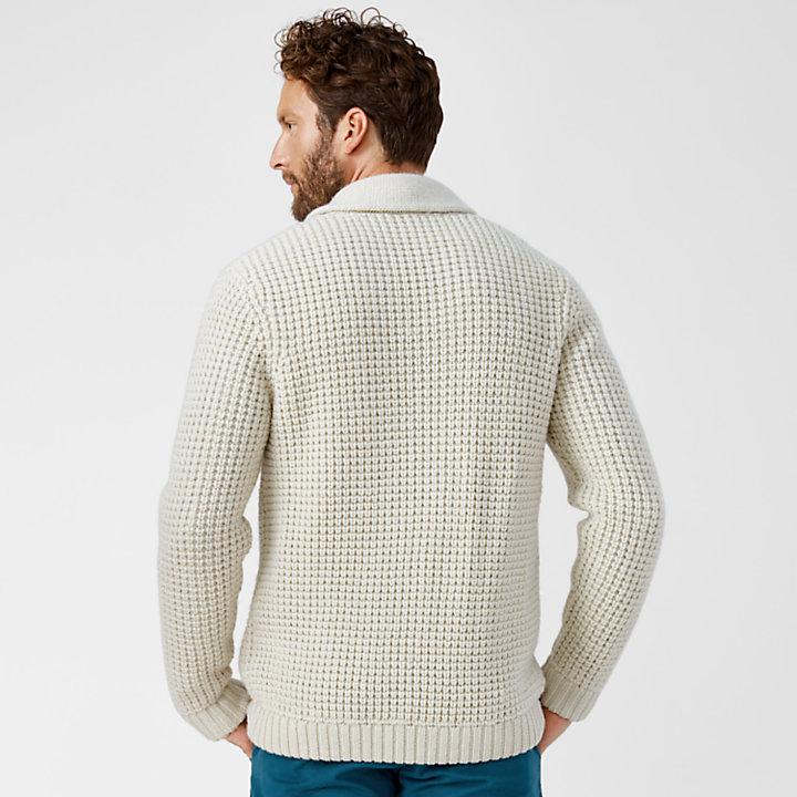 Men's Nashua River Wool Cardigan Sweater-
