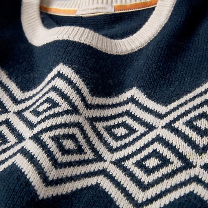 Men's Nashua River Fairisle Sweater-